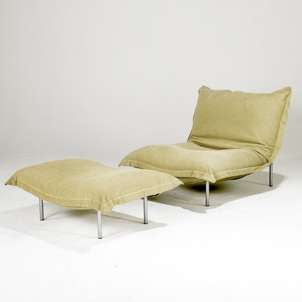 690: PASCAL MOURGUE FOR LIGNE ROSET 'CALIN' CHAIR