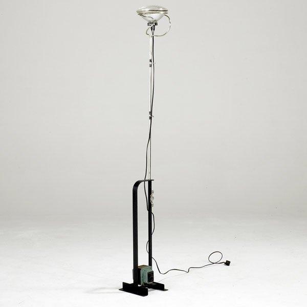 728: ACHILLE CASTIGLIONE FOR FLOS FLOOR LAMP