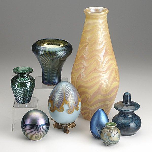 929: STUDIO ART GLASS