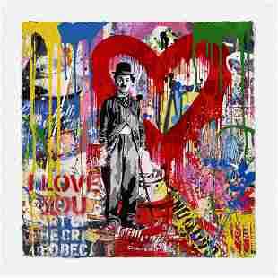 Mr. Brainwash, Life is Beautiful (Charlie Chaplin)