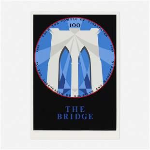 Robert Indiana, Brooklyn Bridge
