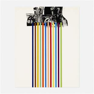 Jim Dine, Untitled (from Tool Box)