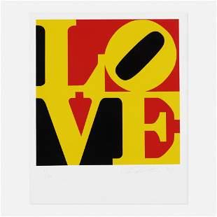 Robert Indiana, The German Love