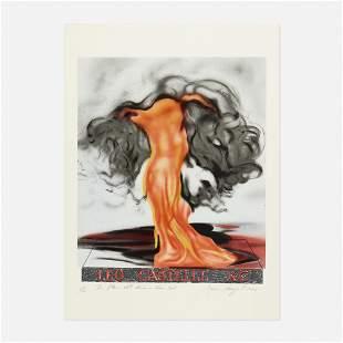 James Rosenquist, The Flame Still Dances