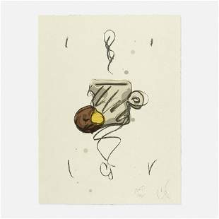 Claes Oldenburg, Do-nut and Mug