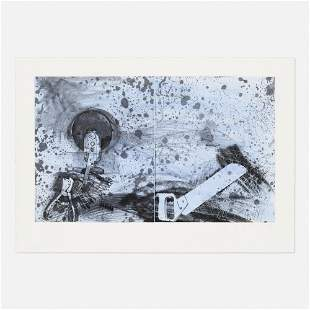 Jim Dine, The New French Tools 5