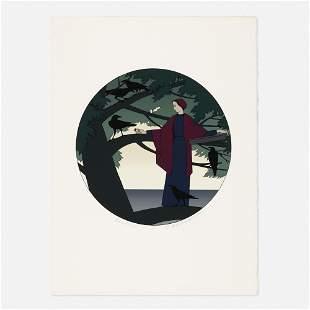 Will Barnet, Ariadne (from the American Portfolio)