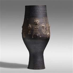 Edwin and Mary Scheier, Monumental chalice form