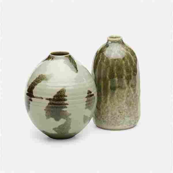Brother Thomas Bezanson, Vases, set of two