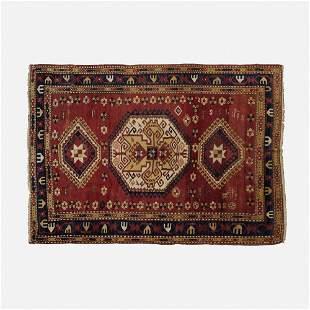 Lori Pambak Kazak low pile carpet