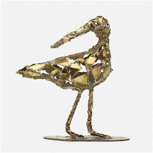 Silas Seandel, Untitled (Bird)