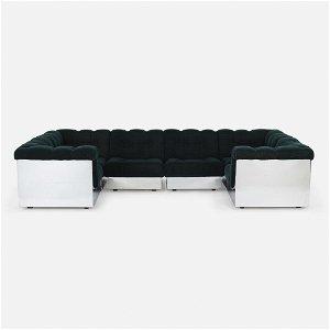 Giorgio Montani, Canasta sectional sofa