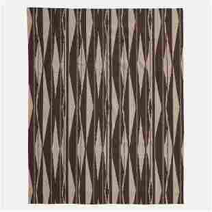 Contemporary, Flatweave carpet