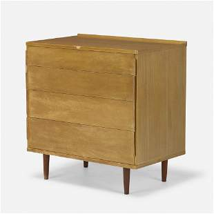 Edward Wormley, Chest of drawers, model 5269A