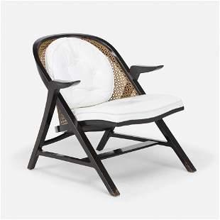 Edward Wormley, Armchair, model 5700-A