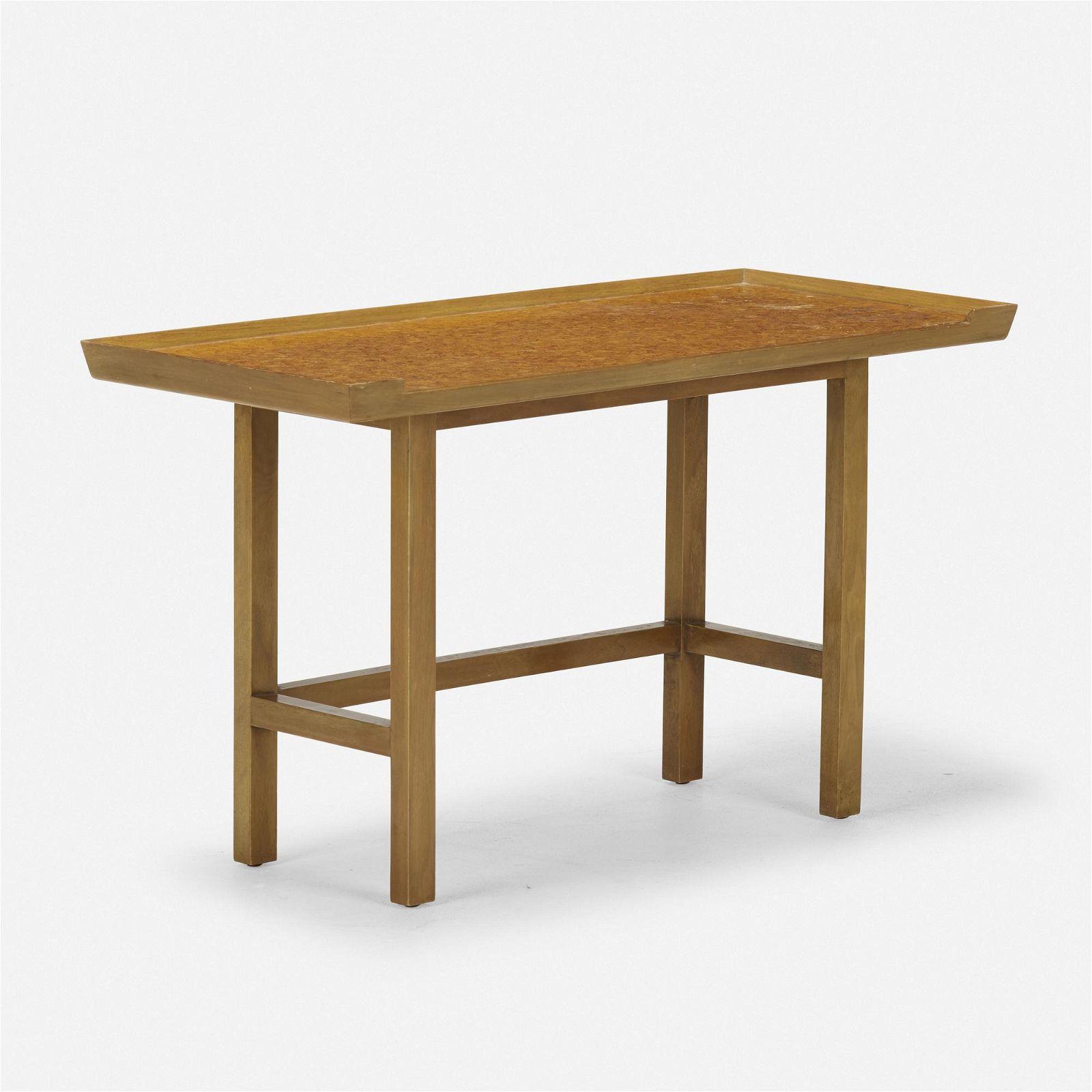 Edward Wormley, Work table, model 5199