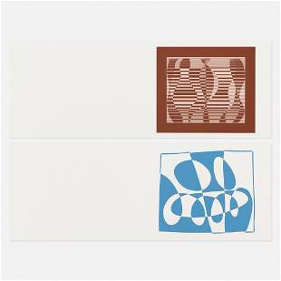 Josef Albers, Two works