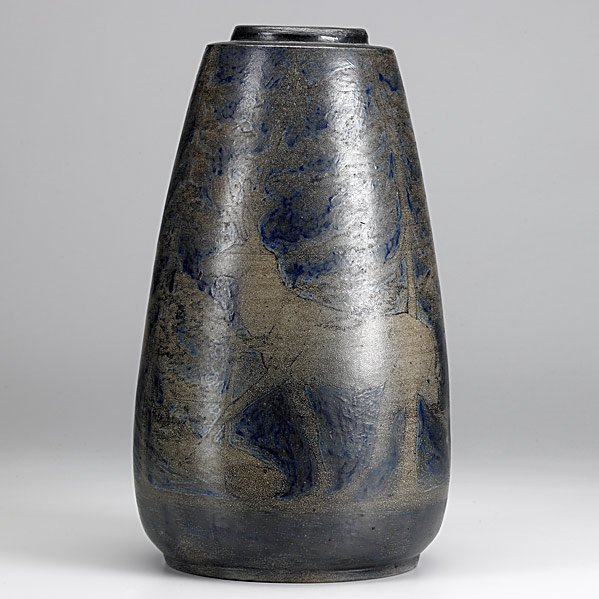 20: RUSSELL CROOK Tall vase