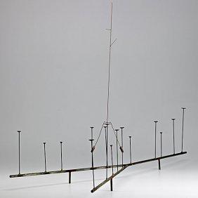 """HARRY BERTOIA ''Sculpture Of Balance"""""""