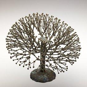 HARRY BERTOIA Untitled (Bush) Sculpture