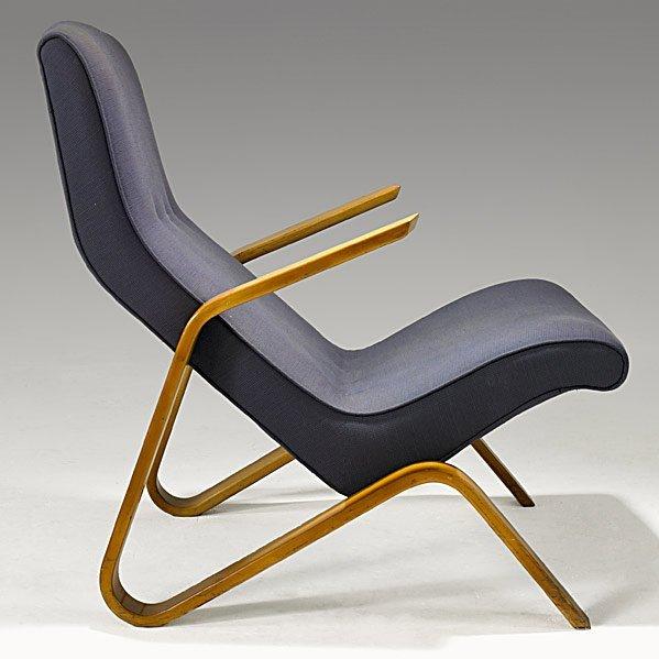 722: EERO SAARINEN; KNOLL Grasshopper chair