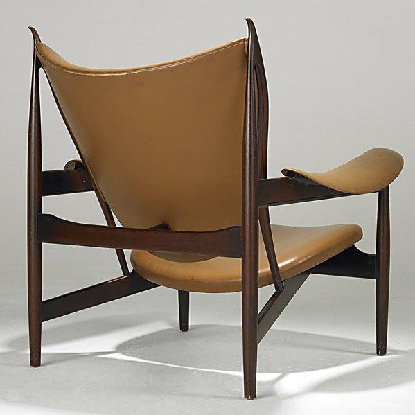 1048: FINN JUHL; NIELS ROTH ANDERSEN Chieftain chair - 2