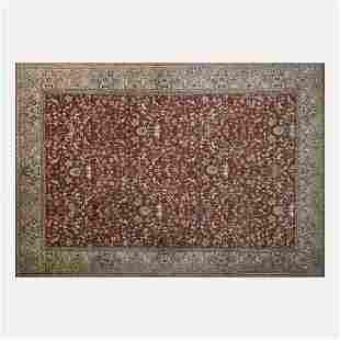 Iranian, Medium pile carpet