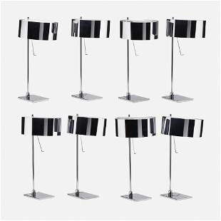 Arik Levy, Very Thin table lamps, set of eight