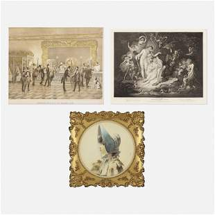 Various Artists, Three works