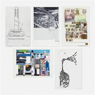 Various Artists, Collection of five works