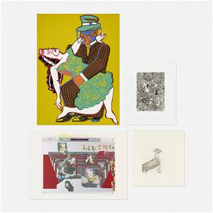 Various Artists, Four works