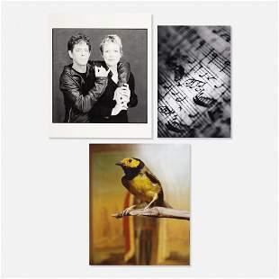 Various Artists, Three prints from the BAM portfolio