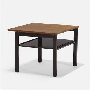 Edward Wormley, Occasional table, model 162