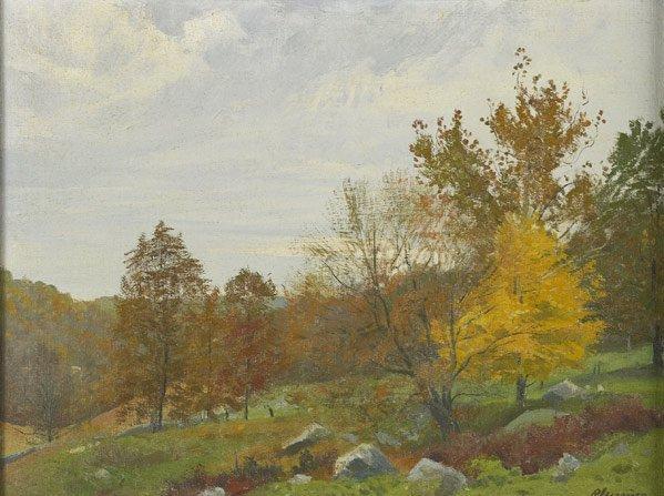 8: Ogden Minton Pleissner (American, 1905-1983) Gray