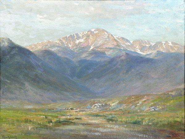 12: William Henry Bancroft (American, 1860-1932) Untit