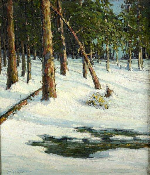 18: Walter Koeniger (American, 1881-1943) Untitled, 19