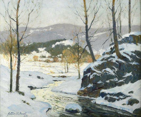 19: Arthur James Emery Powell (American, 1864-1956) Un
