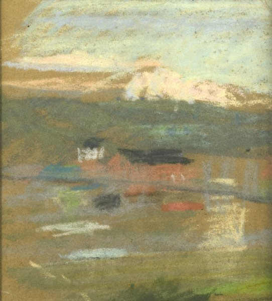 21: Thomas Pollack Anshutz (American, 1851-1912) Untit