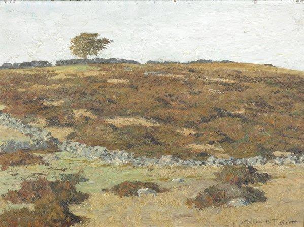 24: Allen Butler Talcott (American, 1867-1908) Two wor