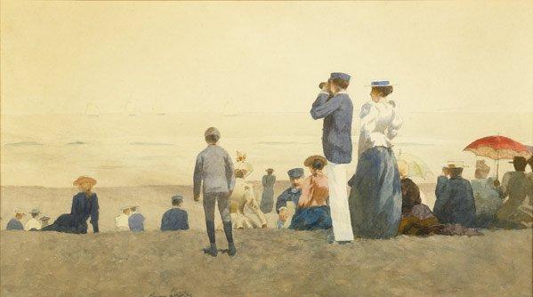 26: Harvey Ellis (American, 1852-1904) Untitled, 1894