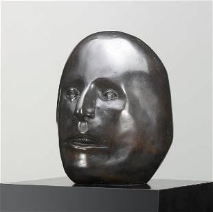142: Leonard Baskin (American, 1922-2000) Head of Medea