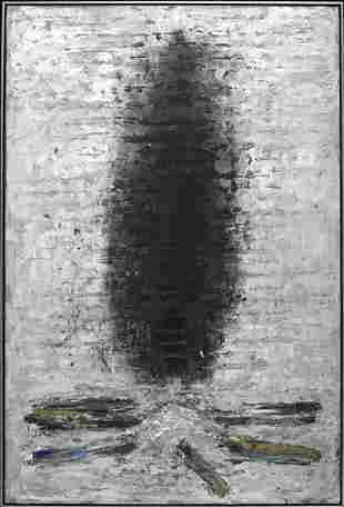 579: Alfonso Albacete (Spanish, b. 1950) Untitled, 1986