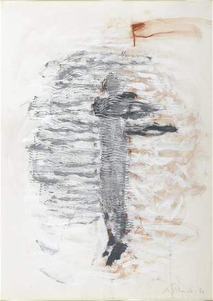 580: Alfonso Albacete (Spanish, b. 1950) Untitled, 1986