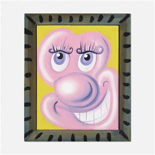 Kenny Scharf, Untitled (Hello)