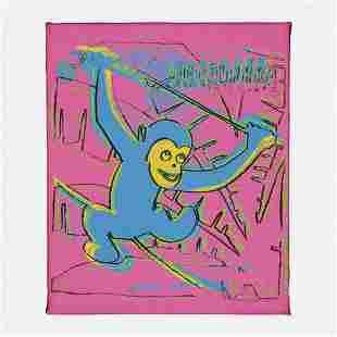 Andy Warhol, Monkey