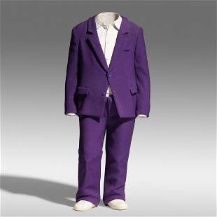 Erwin Wurm, Suit (from the Philosophers series)