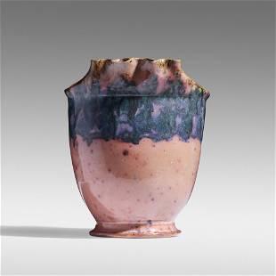 George E. Ohr, Pillow vase