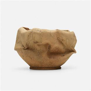 George E. Ohr, Fine and Large vase