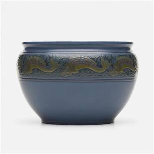 Arthur Baggs for Marblehead Pottery, Rare jardiniere
