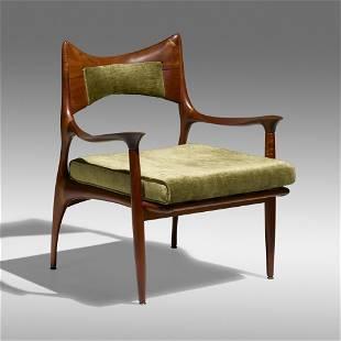 Phillip Lloyd Powell, Rare lounge chair